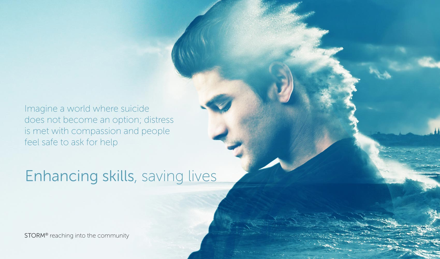 Storm Skills Training - Enhancing skills saving lives campaign by Twistedgifted