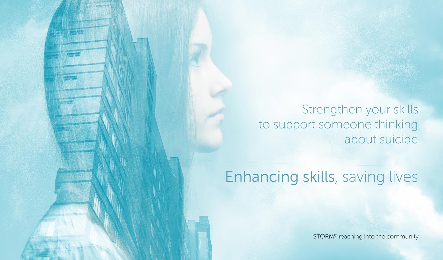 Storm Skills Training - Enhancing skills saving lives campaign